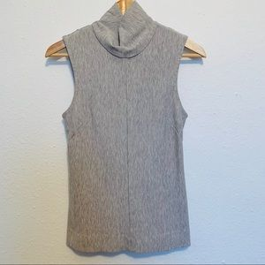 Collection of style COS gray structured top